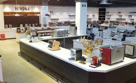 商超模式:vwin德赢线上投注和餐饮设备、原物料和精品器具供给一站式采购中心